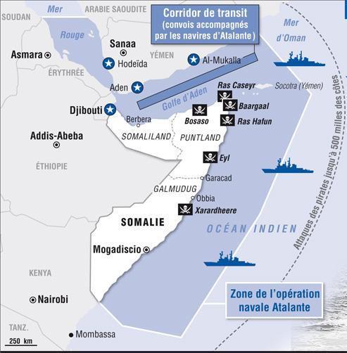 grands ports le long du Golfe